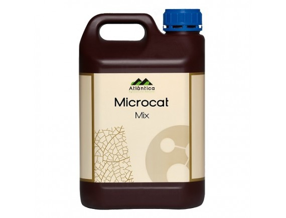 Corector de carente Microcat Mix 25 l