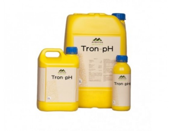 Adjuvant regulator de ph Tron pH 25 l