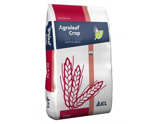 Ingrasamant foliar cereale Agroleaf Crop Cereals 25 kg