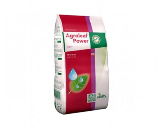 Ingrasamant foliar Agroleaf Power High P 12+52+05+me+bio 15 kg