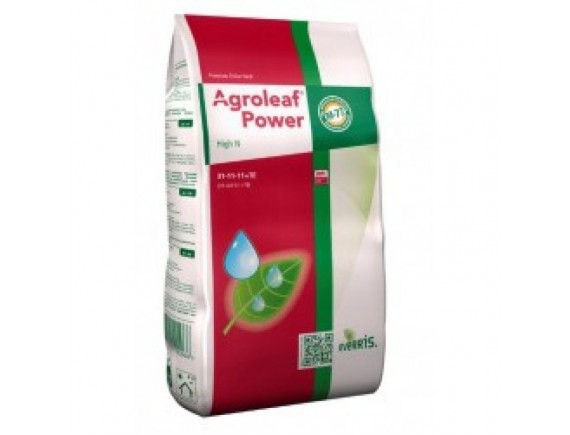 Ingrasamant foliar Agroleaf Power High N 31+11+11+me+bio 15 kg