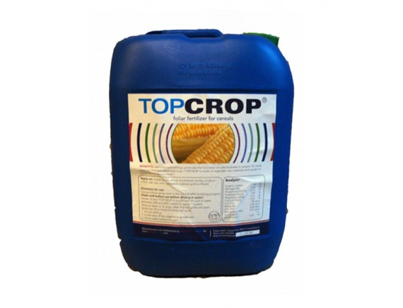 Ingrasamant foliar natural Top Crop 20 l