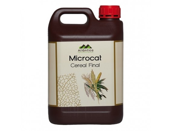 Corector de carente cereale Microcat Cereal Final 25 l