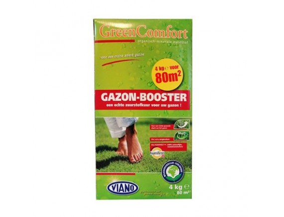 Ingrasamant gazon natural Booster 4 kg