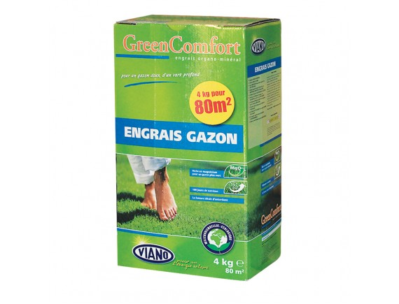 Ingrasamant gazon natural Gazonmest 4 kg