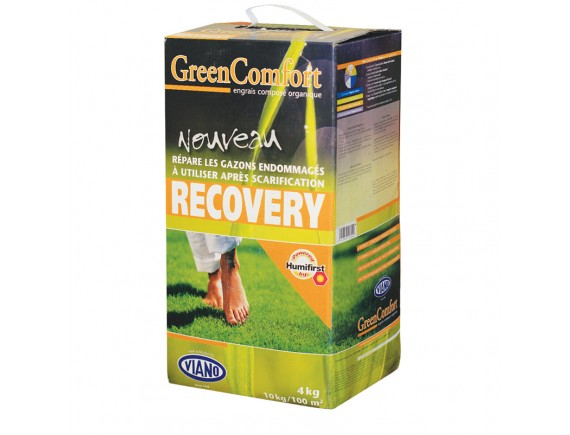 Ingrasamant gazon refacere Greencomfort Recovery 4 kg