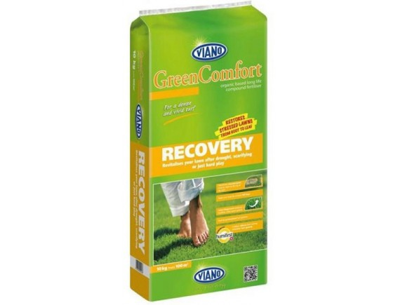 Ingrasamant refacere gazon Greencomfort Recovery 8-6-13 + 3MgO 20 kg