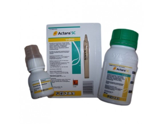Insecticid Actara 25 WG, 250 gr
