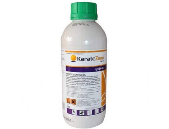 Insecticid de contact Karate Zeon, 1 l