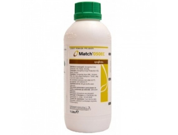 Insecticid pomicultura Match, 1 l