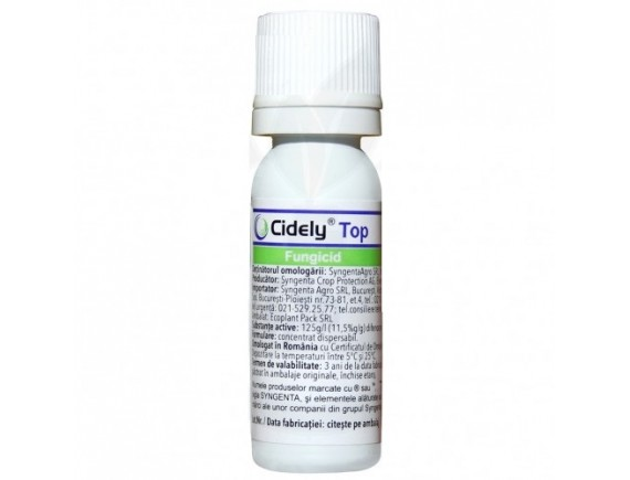 Fungicid Cidely Top 10 ml